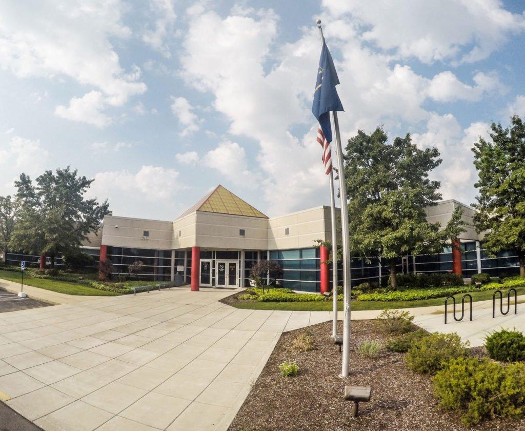 Career Academy South Bend exterior building